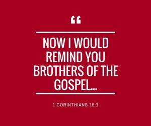 1 Corinthians 15-1